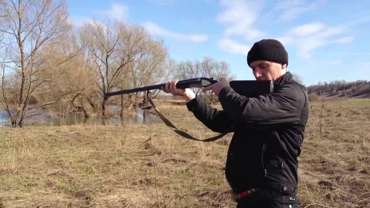 . Самозарядного ружья впо-210 модели