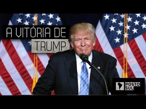 Posto Sul – A Vitória de Trump