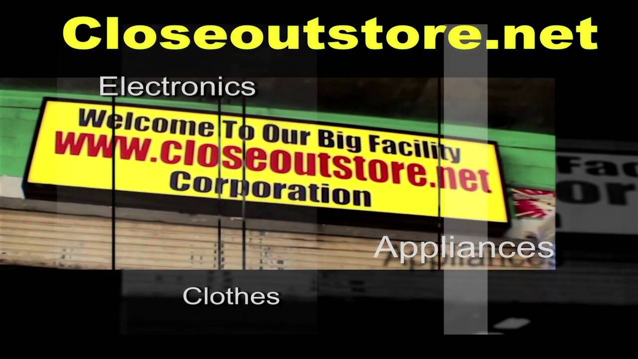 angeles closeout buyers los