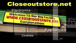 Closeout Store location - 1111 E16 St, Los Angeles, CA