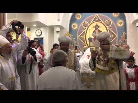 Elevation of Hegumen Fr. Mauritius Mikhail