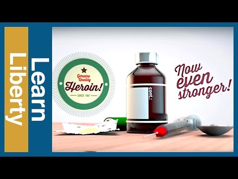 Why Are Illegal Drugs Stronger Than They Used to Be ? - Learn Liberty