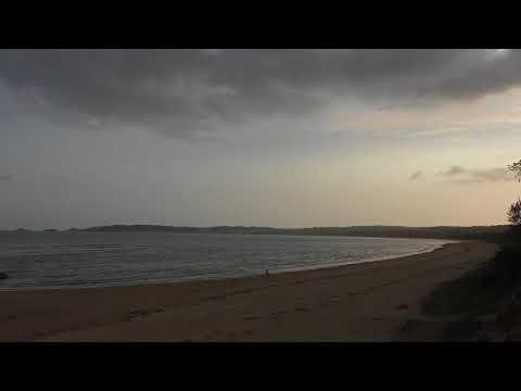 Rising Tide in Swansea Bay