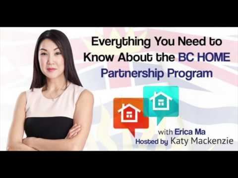 What you need to know about the new BC Home Partnership Loan