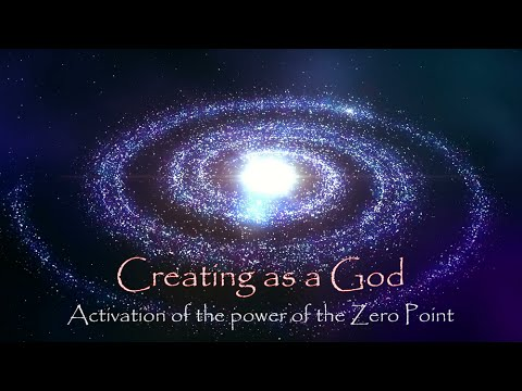 Activation of the Power of the Zero Point (April, 2016)