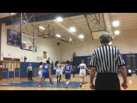 Centereach High School Girls Varsity Basketball Vs North Babylon 2/2/17