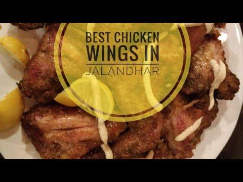 Best Chicken Wings In Jalandhar Smoky Chicken Rocky Woodfire