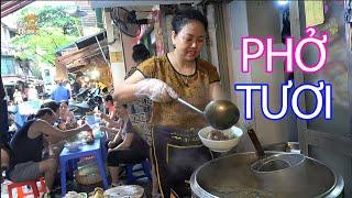 Nhớ đến ẩm thực Hà Nội nhiều người ấn tượng với các món CHỬI nhưng bạn đã sai #hnp
