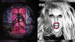 Lady Gaga - Babylon + Black Jesus † Amen Fashion (Mashup)