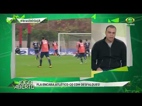 Denilson: Guerrero Faz Uma Falta Tremenda Ao Flamengo