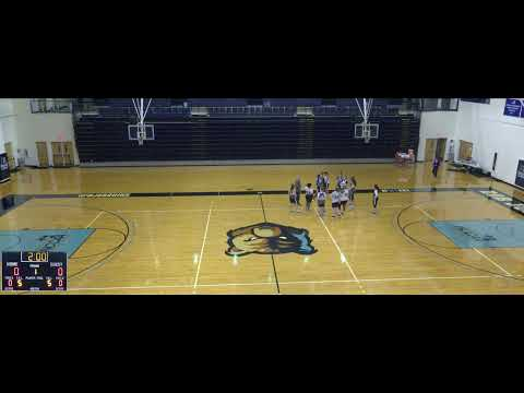 Bob Jones University vs. University of South Carolina Lancaster Womens' Volleyball