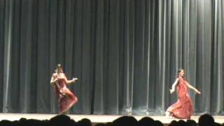 Mphs Talent Show Desi Girls
