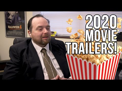 Rich Evans Reacts to 2020 Movie Trailers