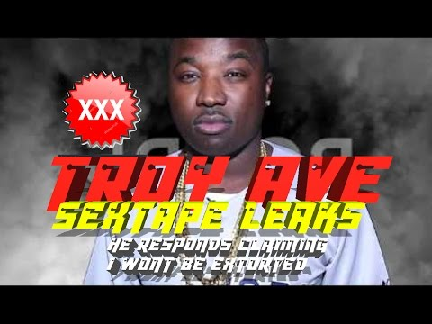 Troy Ave Sex Tape Leaks. He Responds Claims Extortion Plot - JordanTowerNews - 동영상