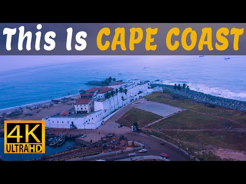 CAPE COAST of Ghana || Amazing Beautiful City (Year Of Return)