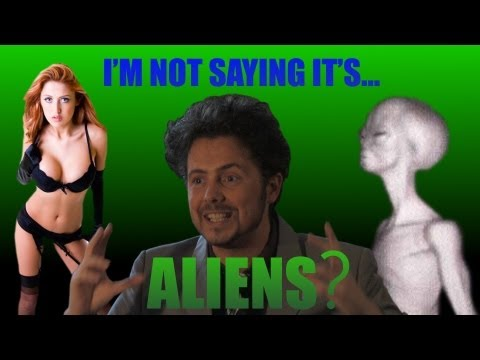Ancient Aliens Parody