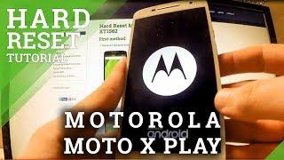Жорсткий іншому Motorola Moto X грати - скидання підручник