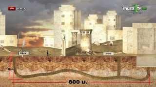 Immersive : เปิดยุทธศาสตร์อุโมงค์ฮามาสบุกอิสราเอล
