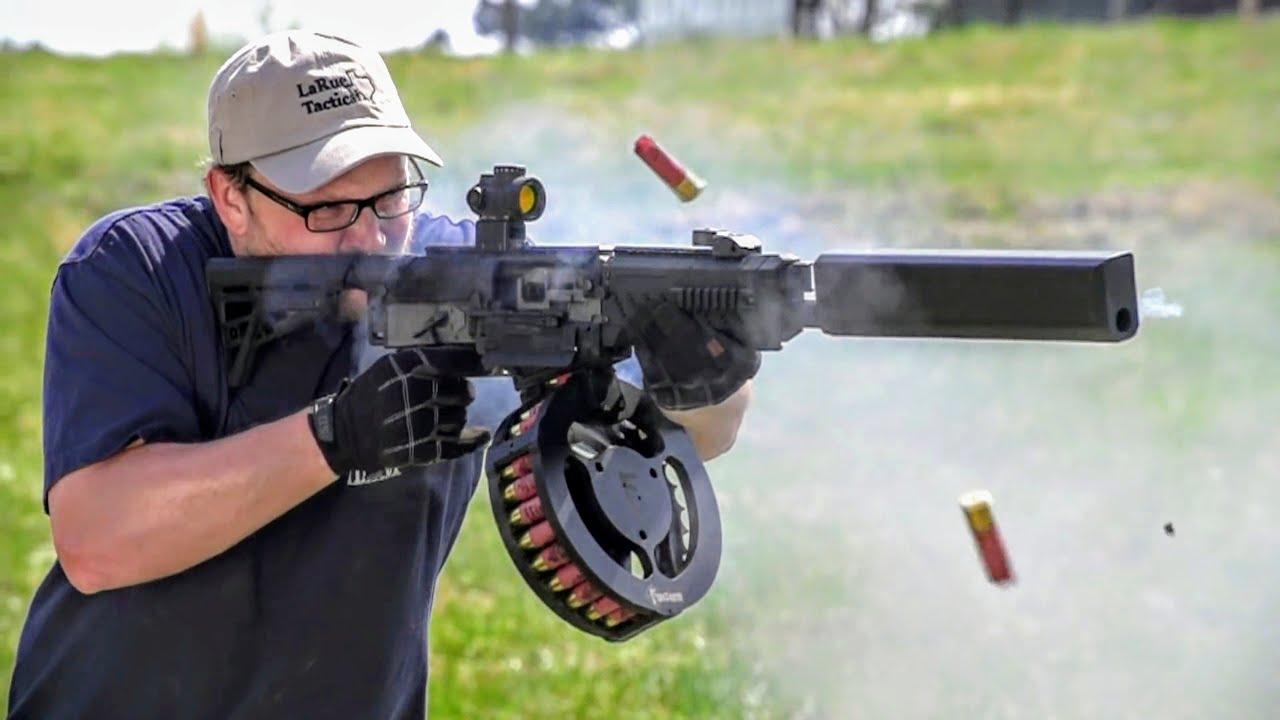 Las 10 Escopetas más Poderosas del Mundo