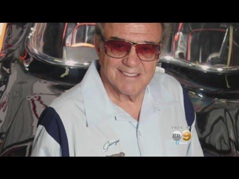Iconic Car Designer George Barris Dead At 89