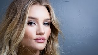 I am doing Rosie Huntington Whiteley's Makeup by Monika Blunder