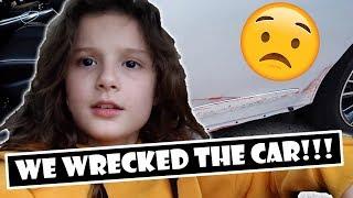 We Wrecked the Car 😟 (WK 376.7) | Bratayley