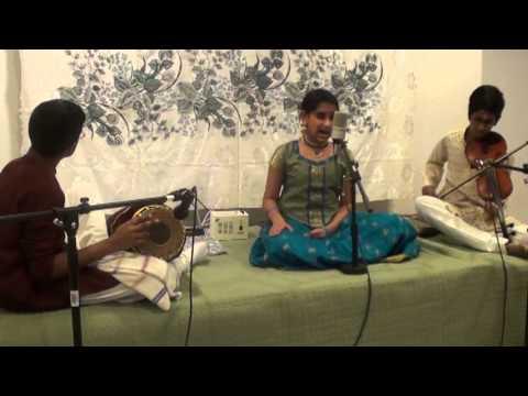 Sruthi Ramesh - 04 Parasakthi Janani - Hamsadhvani - Adi