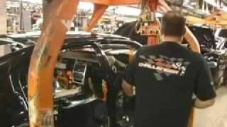 Building a Dodge Challenger