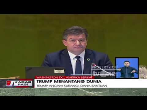 Trump Ancam Negara yang Tolak Yerusalem...