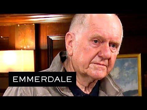 Emmerdale - Gerry's Uncle Terry Calls Doug a Murderer