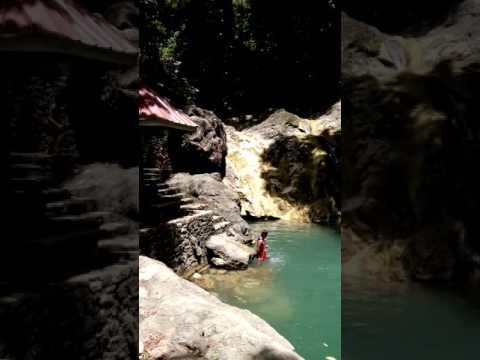 Bachawan,  San agustin, romblon (trangklan falls)