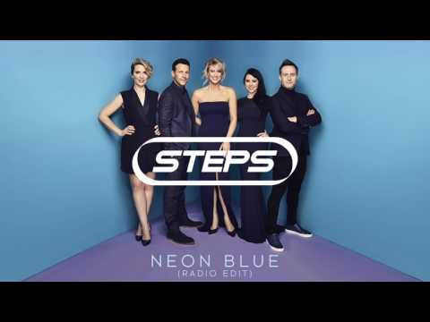 Steps - Neon Blue (Radio Edit)