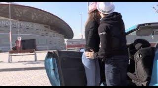 Un film porno girato al Wanda Metropolitano di Madrid, scandalo in Spagna
