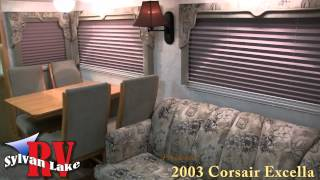 2003 Corsair Excella 26' 5th Wheel