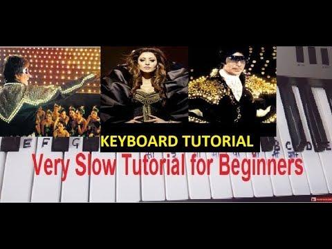 Sara Jamana Haseeno Ka Deewana| Keyboard Tutorial| Piano|Harmonium thumbnail