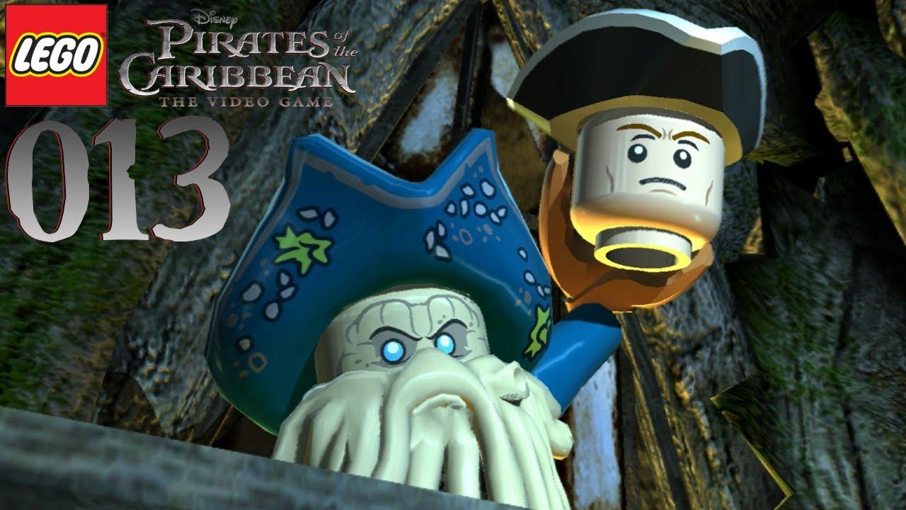 Lets Play Lego Fluch Der Karibik 013 Norringtons Wahl Together