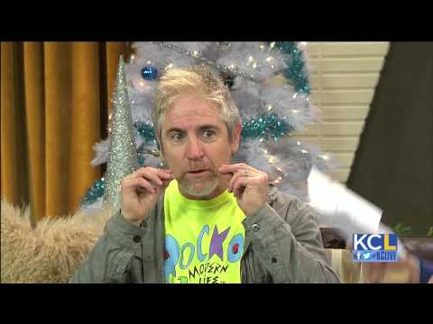 Comedian Carlos Alazraqui talks about an upcoming Disney film and life as the voice of Taco Bell dog