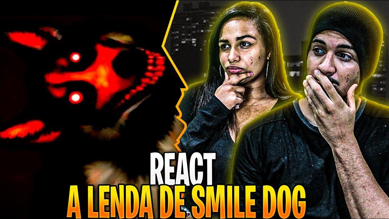 REAGINDO: A Lenda de Smile Dog | VIRALQUEST VQ