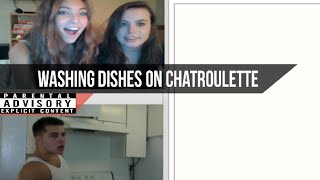 Dom's Dirty Dishes On Chatroulette