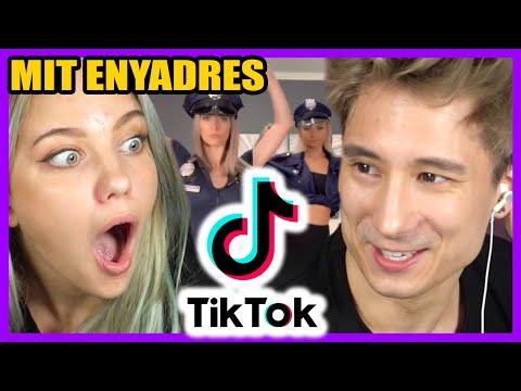 TikTok Reaktion mit ENYADRES I Julien Bam Twitch Highlight