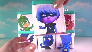 PJ Masks & Teen Titans Go! Toy Surprise Blind Boxes! Owlette, Catboy, Dory, Rainbow Dash thumbnail