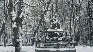 А. Кофанов - Летний сад зимой