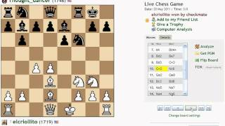 Chess trainer tutorial:How to play the English opening