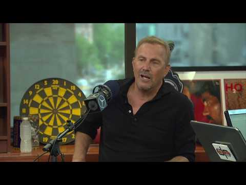 Kevin Costner On His Career, Athlete Movie Roles & More w Dan Patrick | Full Interview | 6/19/18