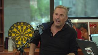 Kevin Costner On His Career, Athlete Movie Roles & More w/Dan Patrick | Full Interview | 6/19/18