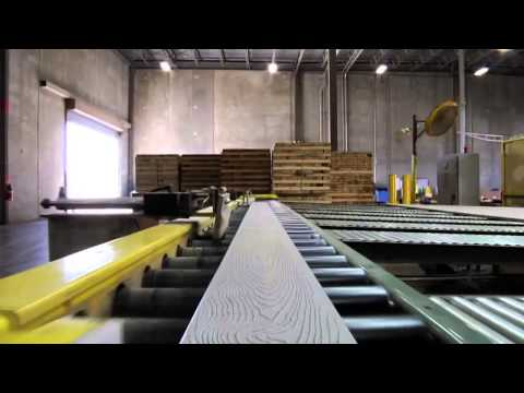 Recycling Plastic Bags With Trex Decking