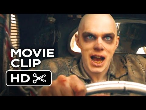 Mad Max: Fury Road Movie CLIP - He Looked at Me (2015) - Tom Hardy, Nicholas Hoult Movie HD