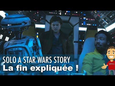La FIN de SOLO a STAR WARS Story expliquée !