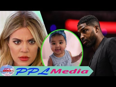 Tristan Thompson said that True was grown up to can to decide who to live with, makes Khloe angry