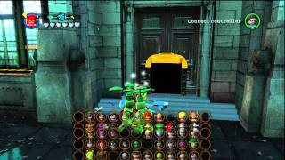 LEGO Batman 2: DC Super Heroes - Commissioner Gordon Gameplay and Unlock Location